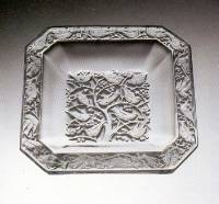 Lalique Anna Ashtray