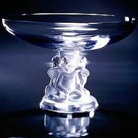 Lalique Angels Bowl